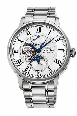 オリエントスター ORIENT STAR RK-AM0005S メカニカルムーンフェイズ 正規品 腕時計