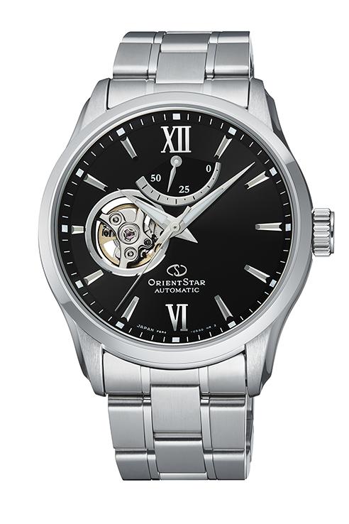 正規品 ORIENT STAR オリエントスター RK-AT0001B セミスケルトン コンテンポラリー 腕時計