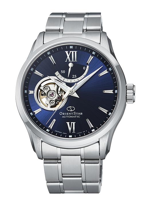 正規品 ORIENT STAR オリエントスター RK-AT0002L セミスケルトン コンテンポラリー 腕時計