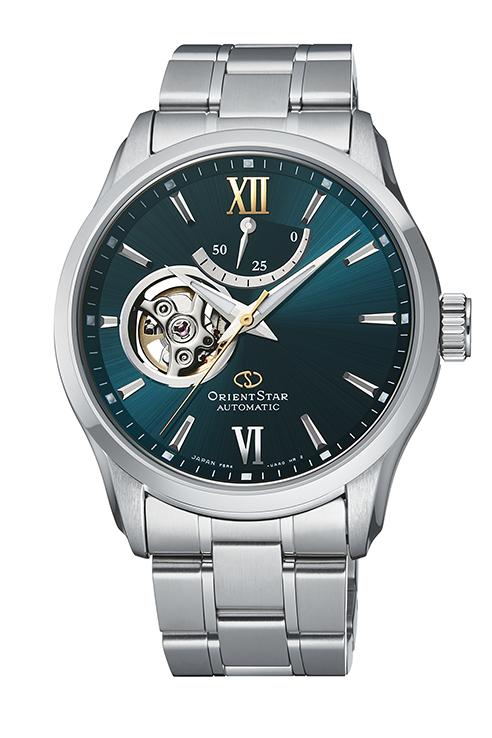 正規品 ORIENT STAR オリエントスター RK-AT0003E セミスケルトン コンテンポラリー 腕時計