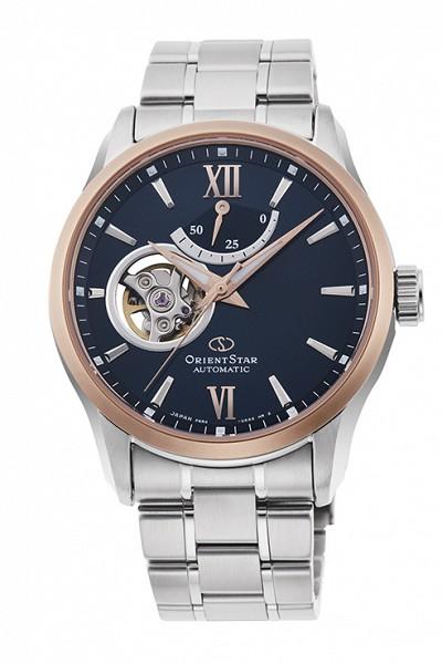 オリエントスター ORIENT STAR RK-AT0008L セミスケルトン 限定モデル 国内数量限定500本 正規品 腕時計