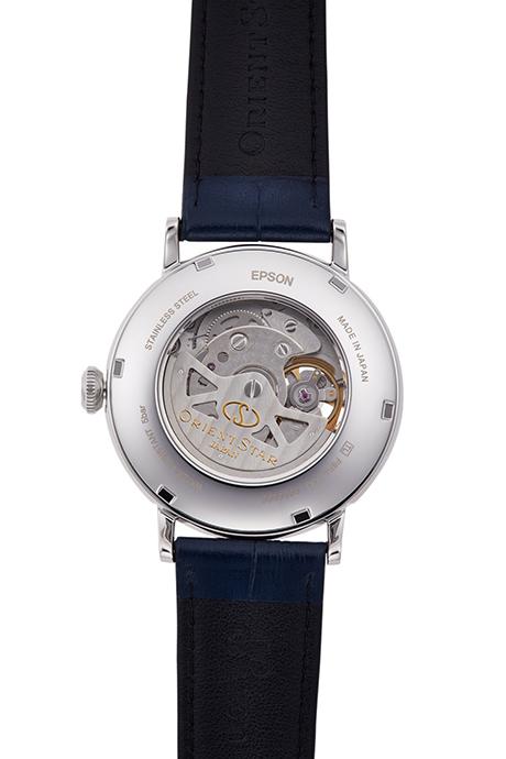 正規品 ORIENT STAR オリエントスター RK-AV0003S クラシックセミスケルトン 腕時計