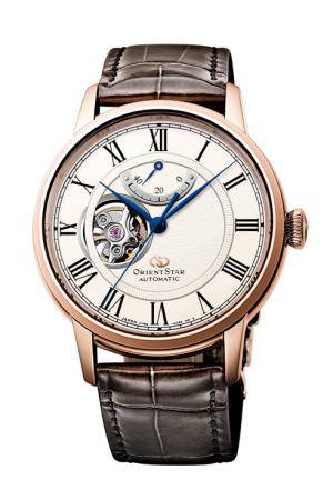 正規品 ORIENT STAR オリエントスター RK-HH0003S セミスケルトン クラシック 腕時計