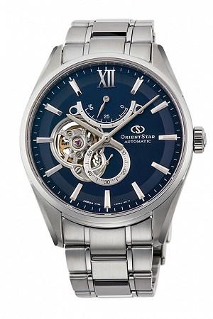 オリエントスター ORIENT STAR RK-HJ0002L スリムスケルトン 正規品 腕時計