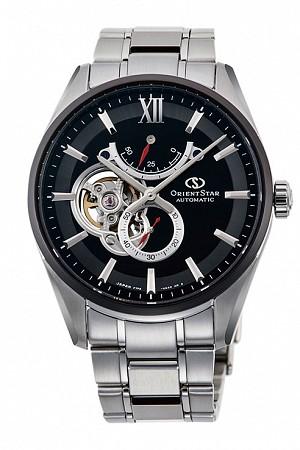 オリエントスター ORIENT STAR RK-HJ0003B スリムスケルトン 正規品 腕時計