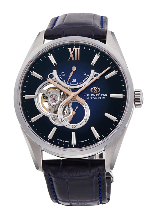 【NEW限定品】 オリエントスター ORIENT STAR RK-HJ0005L STAR スリムスケルトン RK-HJ0005L オリエントスター 正規品 腕時計, LOWYA(ロウヤ):5d88b6b7 --- experiencesar.com.ar