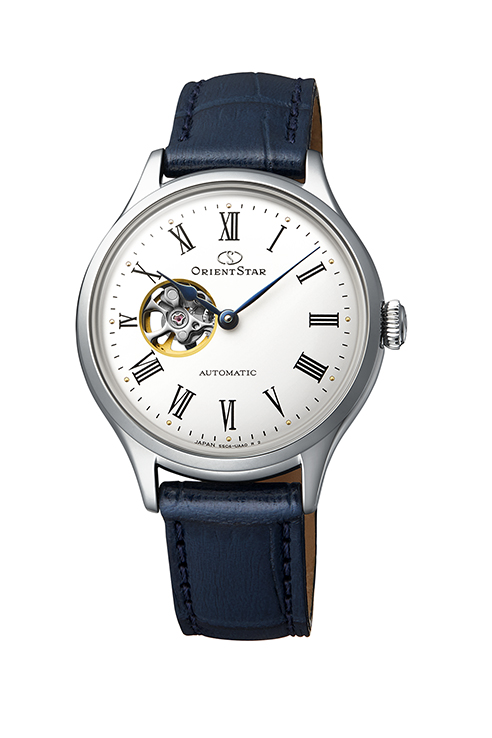 オリエントスター ORIENT STAR RK-ND0005S セミスケルトン クラシック 正規品 腕時計