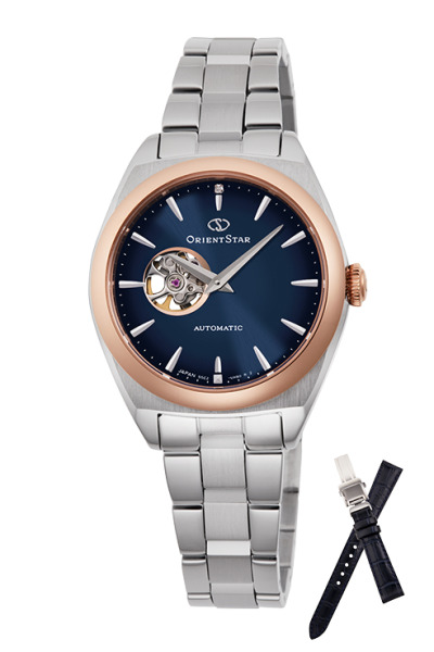 正規品 送料無料 テレビで話題 機械式 レディース 限定モデル オリエントスター ORIENT 限定250本 STAR 腕時計 RK-ND0104L セミスケルトン プレステージショップ限定 新品未使用正規品