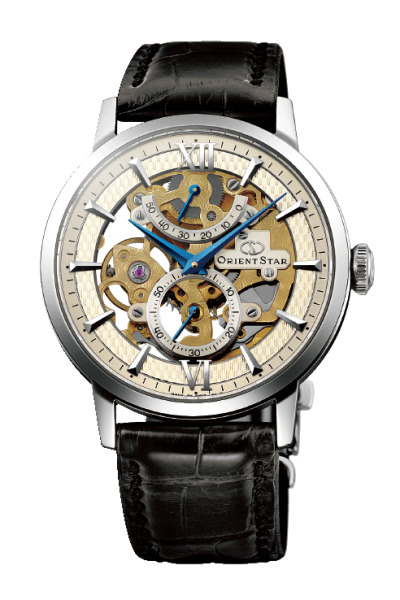 オリエントスター ORIENT STAR WZ0041DX スケルトン 正規品 腕時計