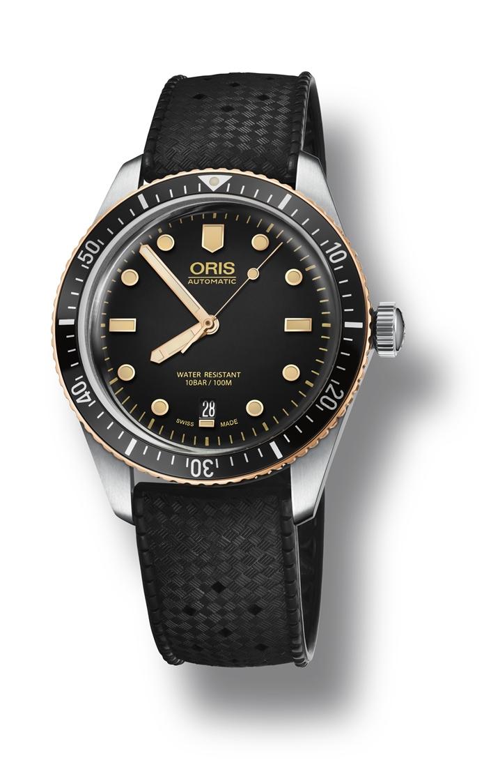 正規品 ORIS オリス 01 733 7707 4354-07 4 20 18 ダイバーズ65 腕時計