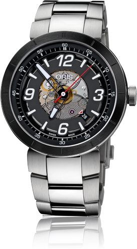 ORIS TT1 Skeleton Engine Date 733 7668 41 14 M