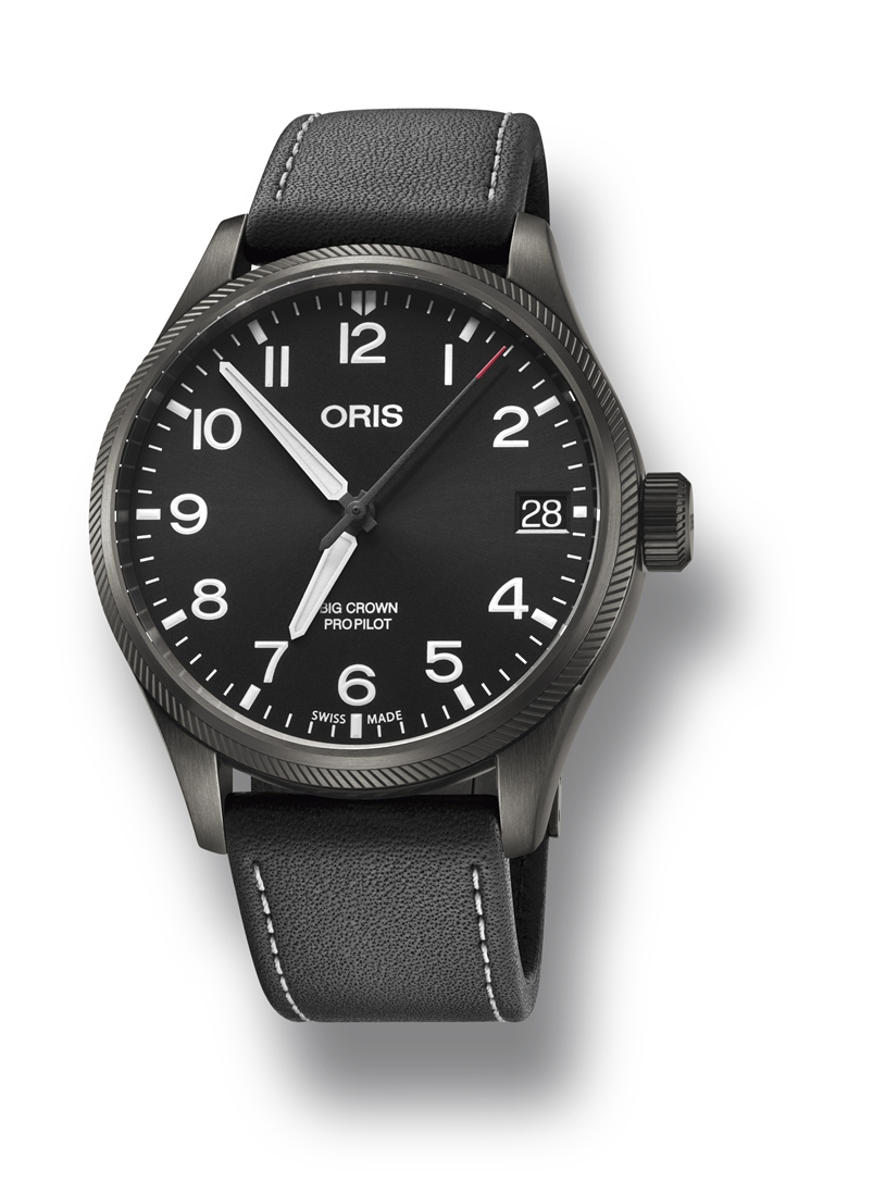 正規品 ORIS オリス 01 751 7697 4264-07 5 20 19GFC ビッグクラウン プロパイロット デイト 腕時計