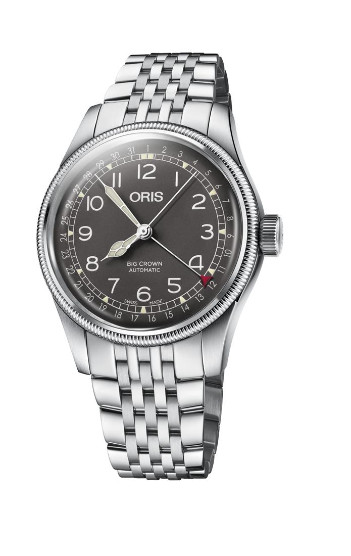 正規品 ORIS オリス 01 754 7741 4064-07 8 20 22 ビッグクラウン ポインターデイト 腕時計