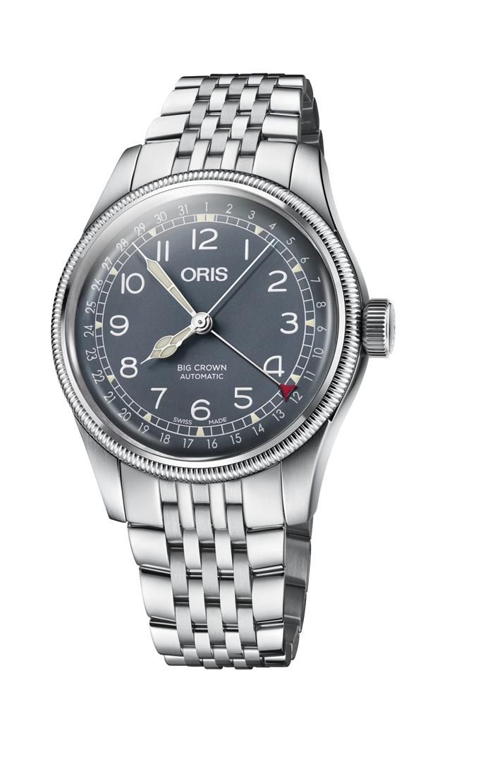 正規品 ORIS オリス 01 754 7741 4065-07 8 20 22 ビッグクラウン ポインターデイト 腕時計