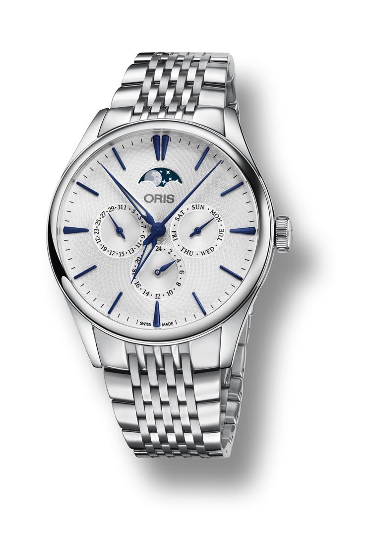 正規品 ORIS オリス 01 781 7729 4051-07 8 21 79 アートリエ コンプリケーション 腕時計