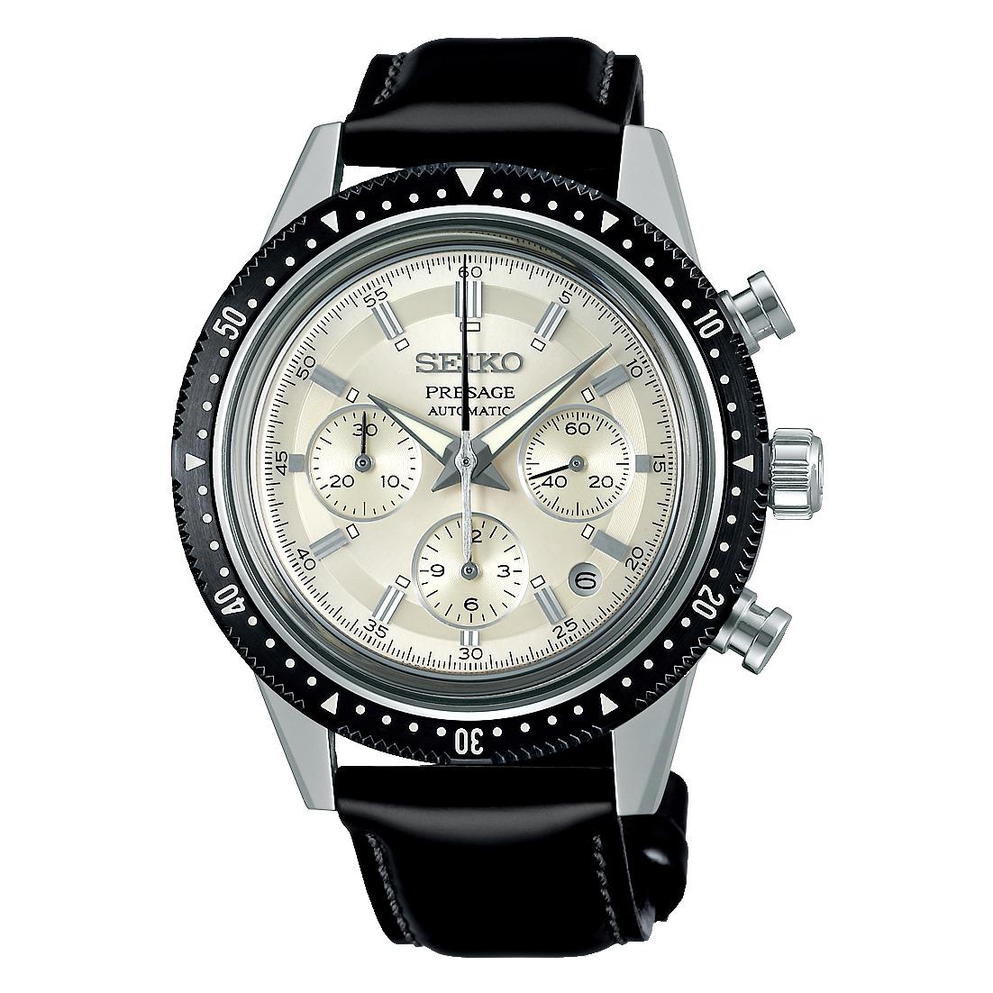 プレザージュ PRESAGE セイコー SEIKO SARK015 セイコークロノグラフ 55周年記念限定モデル 限定1000本 正規品 腕時計