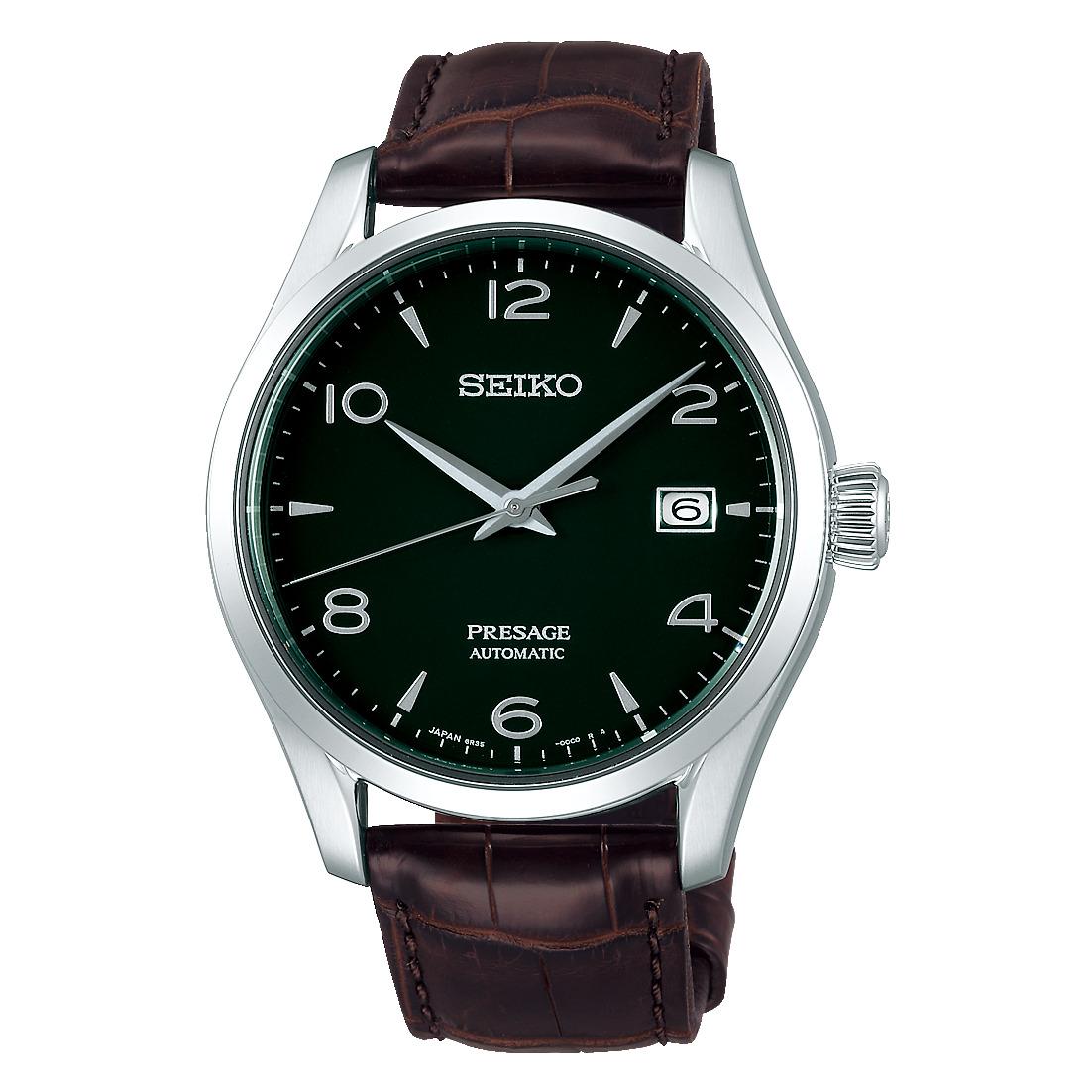 プレザージュ PRESAGE セイコー SEIKO SARX063 プレステージライン Green Enamel Dial Limited Edition 限定2000本 正規品 腕時計