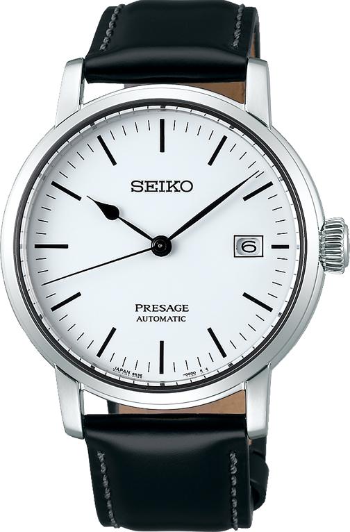 プレザージュ PRESAGE セイコー SEIKO SARX065 プレステージライン RIKIデザイン 琺瑯ダイヤル コアショップ限定モデル 正規品 腕時計