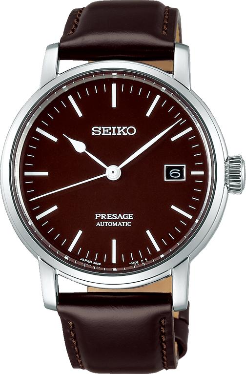 プレザージュ PRESAGE セイコー SEIKO SARX067 プレステージライン RIKIデザイン 琺瑯ダイヤル コアショップ限定モデル 正規品 腕時計