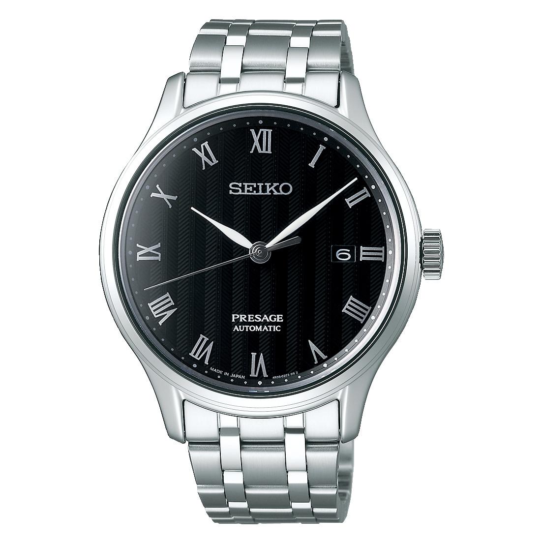 正規品 SEIKO PRESAGE セイコープレザージュ SARY099 ベーシックライン 腕時計