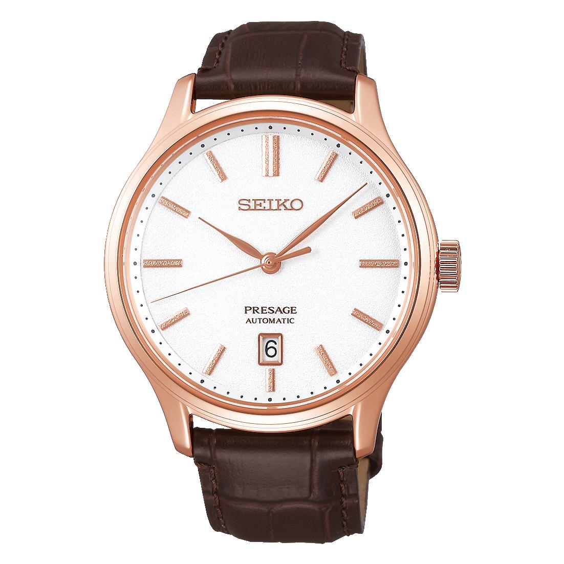 プレザージュ PRESAGE セイコー SEIKO SARY142 ベーシックライン 正規品 腕時計