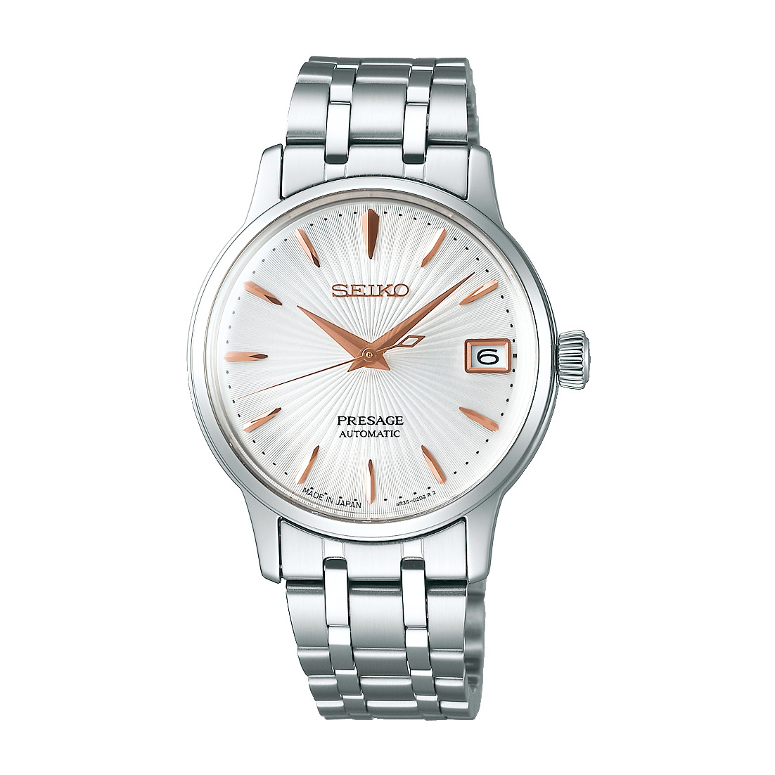 プレザージュ PRESAGE セイコー SEIKO SRRY025 ベーシックライン スプリッツァー 正規品 腕時計