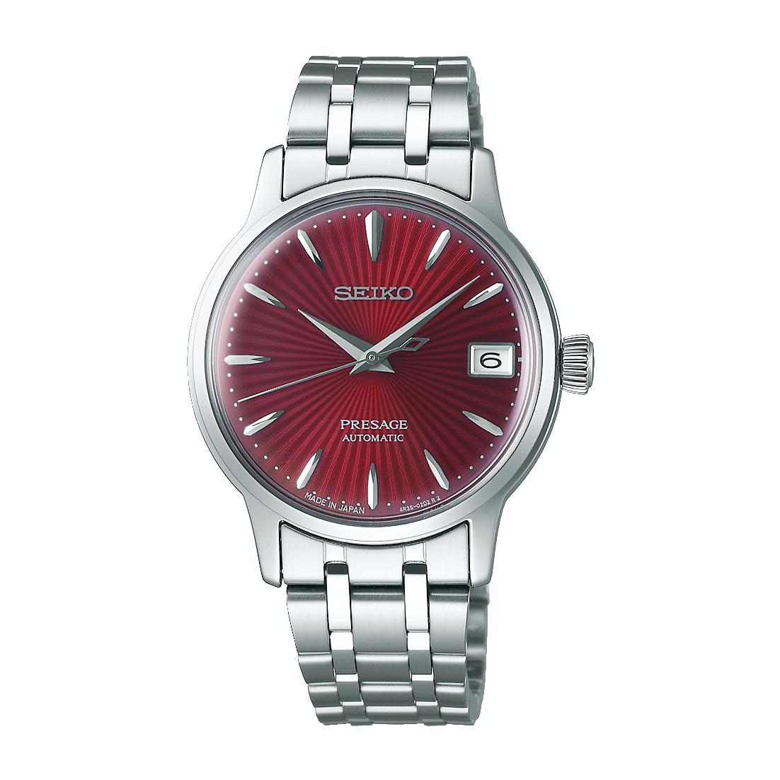 プレザージュ PRESAGE セイコー SEIKO SRRY027 ベーシックライン キール・ロワイアル 正規品 腕時計