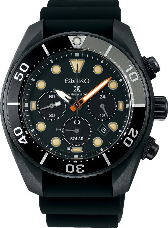 プロスペックス PROSPEX セイコー SEIKO SBDL065 コアショップ限定モデル The Black Series Limited Edition 3500本限定 正規品 腕時計