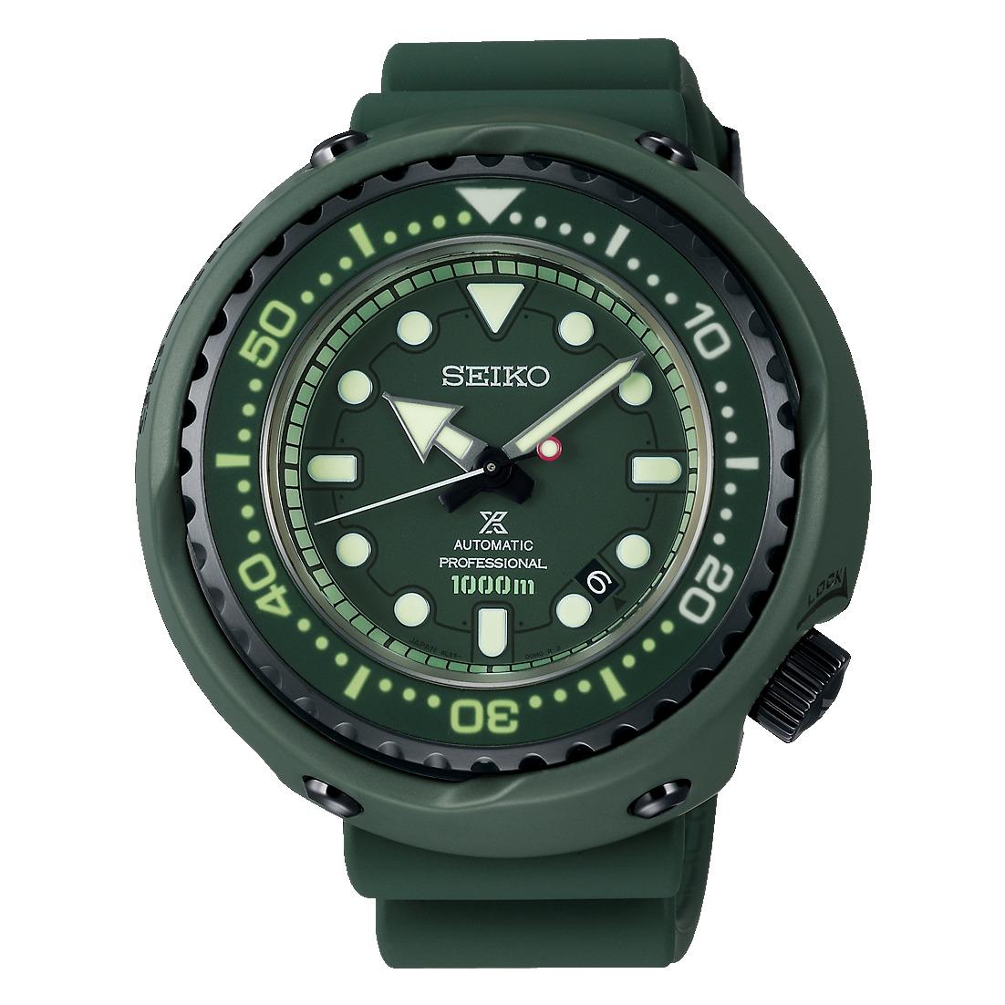 プロスペックス PROSPEX セイコー SEIKO SBDX027 機動戦士ガンダム 40周年記念 量産型ザク 限定モデル 数量限定1000本 正規品 腕時計