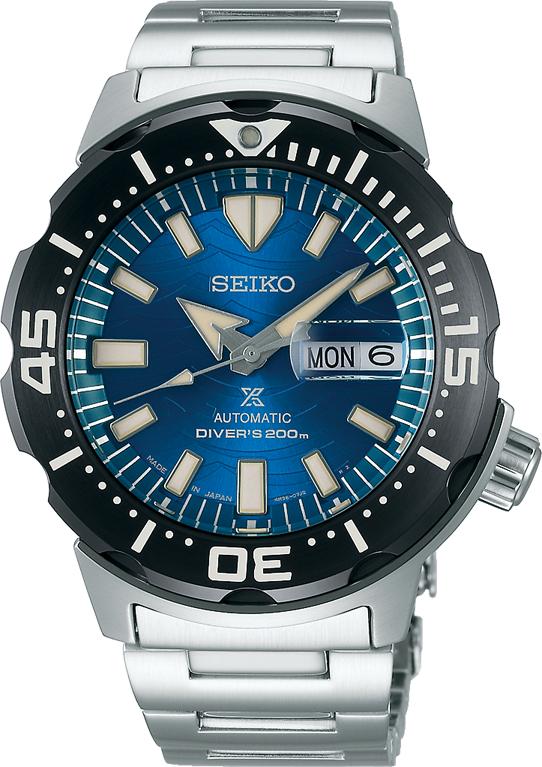 プロスペックス PROSPEX セイコー SEIKO SBDY045 モンスター Save the Ocean Special Edition 正規品 腕時計