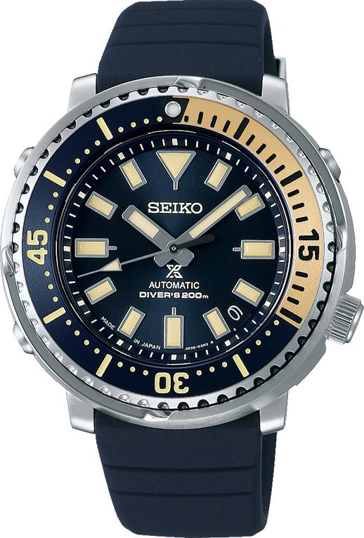 正規品 メーカー公式 送料無料 機械式 メンズ ※ 今ならオリジナルボトルプレゼント プロスペックス SEIKO PROSPEX ダイバースキューバ 捧呈 SBDY073 腕時計 セイコー