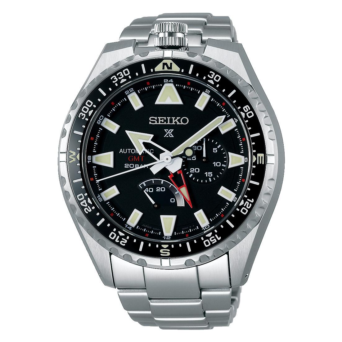 プロスペックス PROSPEX セイコー SEIKO SBEJ001 ランドマスター メカニカル GMT 正規品 腕時計