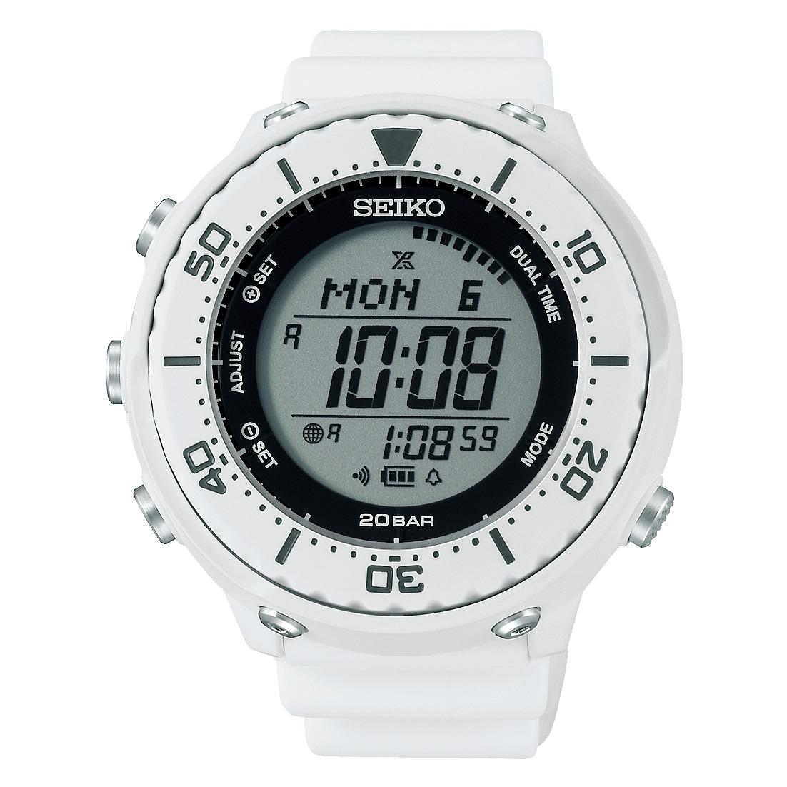 正規品 SEIKO PROSPEX セイコー プロスペックス SBEP011 LOWERCASEプロデュースモデル 腕時計