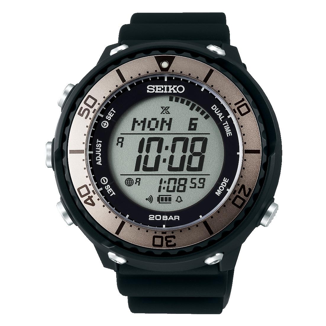 正規品 SEIKO PROSPEX セイコー プロスペックス SBEP023 LOWERCASEプロデュースモデル 腕時計
