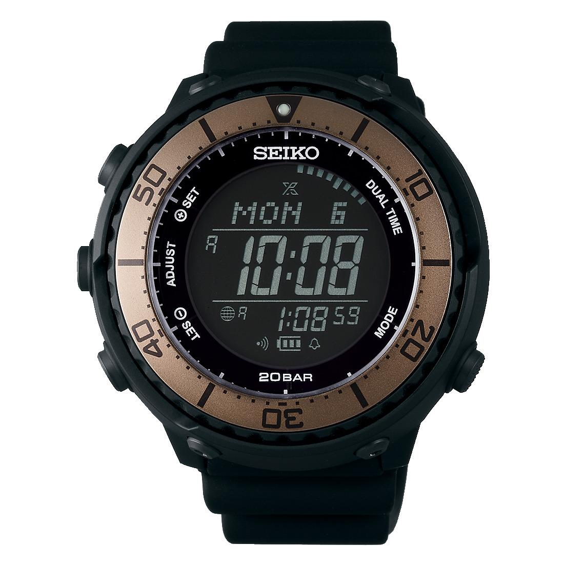 正規品 SEIKO PROSPEX セイコー プロスペックス SBEP025 LOWERCASEプロデュースモデル 腕時計