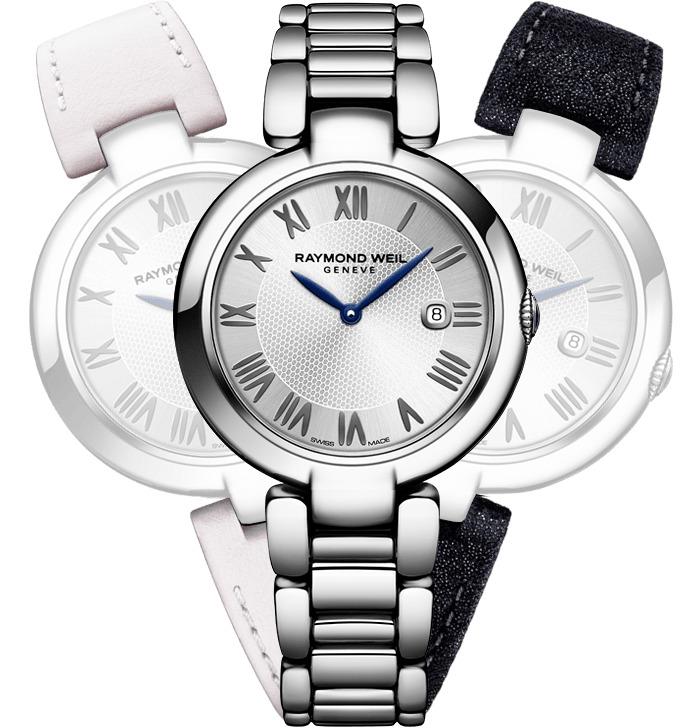 レイモンドウェイル RAYMOND WEIL 1600-ST-RE659 シャイン クォーツ 替えバンド付き 正規品 腕時計
