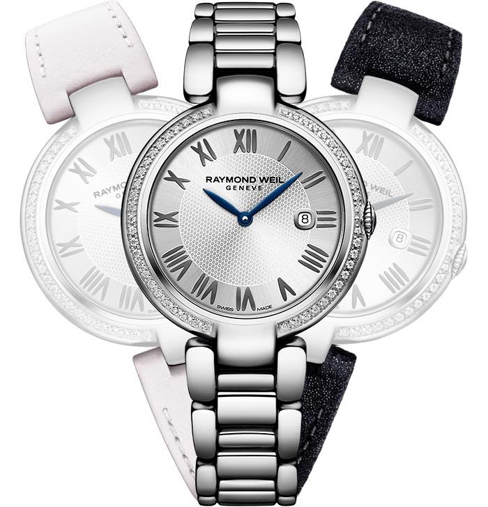 レイモンドウェイル RAYMOND WEIL 1600-STS-RE659 シャイン クォーツ 替えバンド付き 正規品 腕時計
