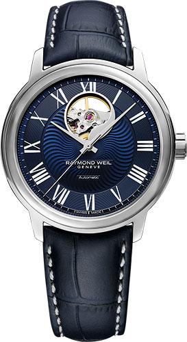 【9/30までブライダル用途でのご購入でペアマグカッププレゼント】 正規品 RAYMOND WEIL レイモンドウェイル 2227-STC-00508 マエストロ 日本限定モデル 腕時計