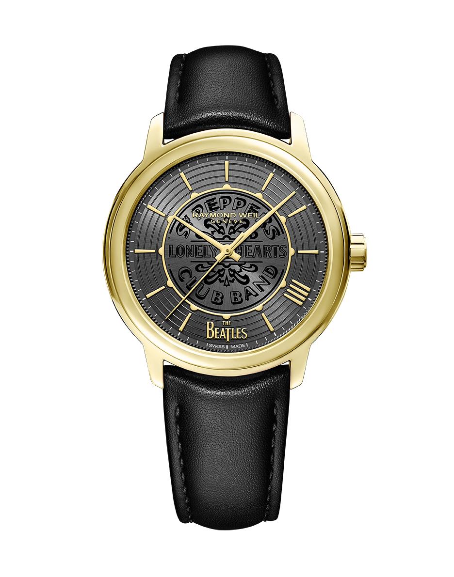 レイモンドウェイル RAYMOND WEIL 2237-PC-BEAT3 ザ・ビートルズ 限定モデル 世界限定3000本 正規品 腕時計