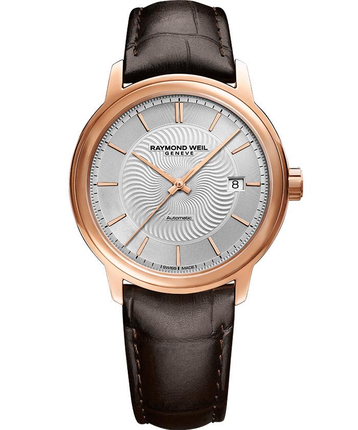 レイモンドウェイル RAYMOND WEIL 2237-PC5-65001 マエストロ オートマチック デイト 正規品 腕時計