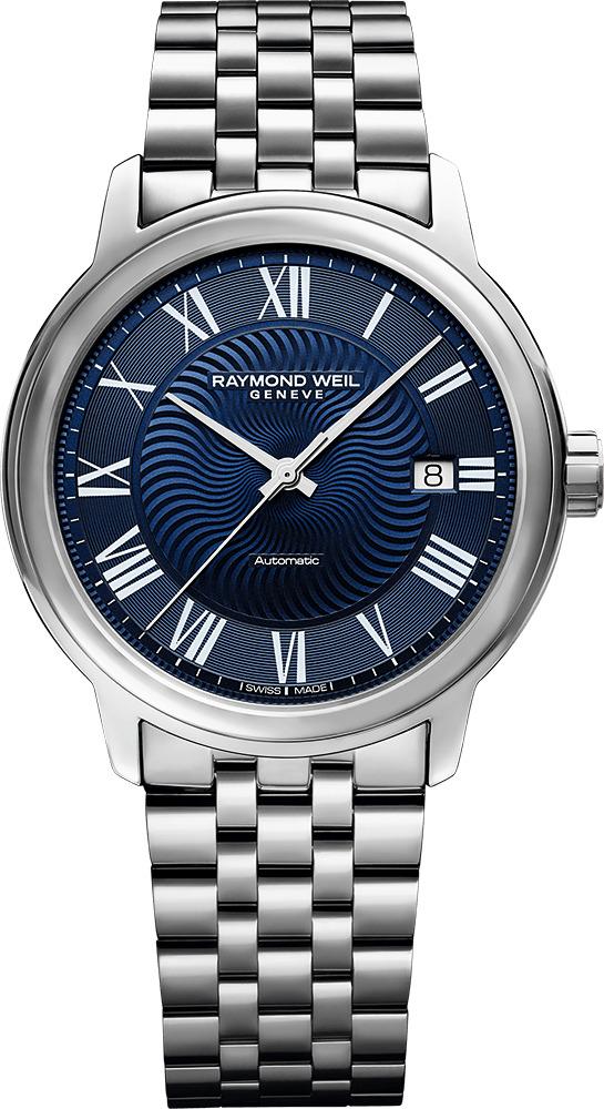 正規品 RAYMOND WEIL レイモンドウェイル 2237-ST-00508 マエストロ 日本限定モデル 腕時計
