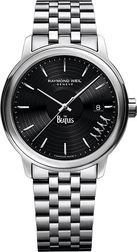 【9/30までブライダル用途でのご購入でペアマグカッププレゼント】 正規品 RAYMOND WEIL レイモンドウェイル 2237-ST-BEAT2 ビートルズ限定 世界限定3000本 腕時計