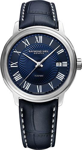 【9/30までブライダル用途でのご購入でペアマグカッププレゼント】 正規品 RAYMOND WEIL レイモンドウェイル 2237-STC-00508 マエストロ 日本限定モデル 腕時計