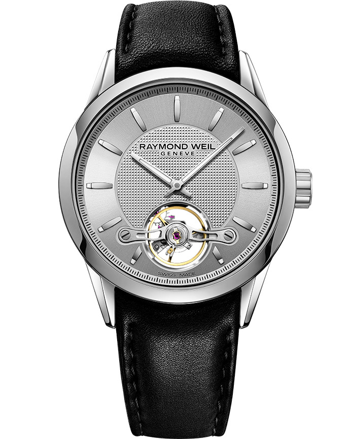【9/30までブライダル用途でのご購入でペアマグカッププレゼント】 正規品 RAYMOND WEIL レイモンドウェイル 2780-STC-65001 フリーランサー オートマチック 腕時計