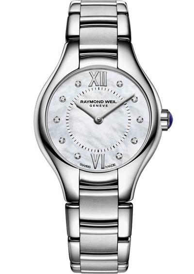 レイモンドウェイル RAYMOND WEIL 5124-ST-00985 ノエミア クォーツ 24mm 正規品 腕時計
