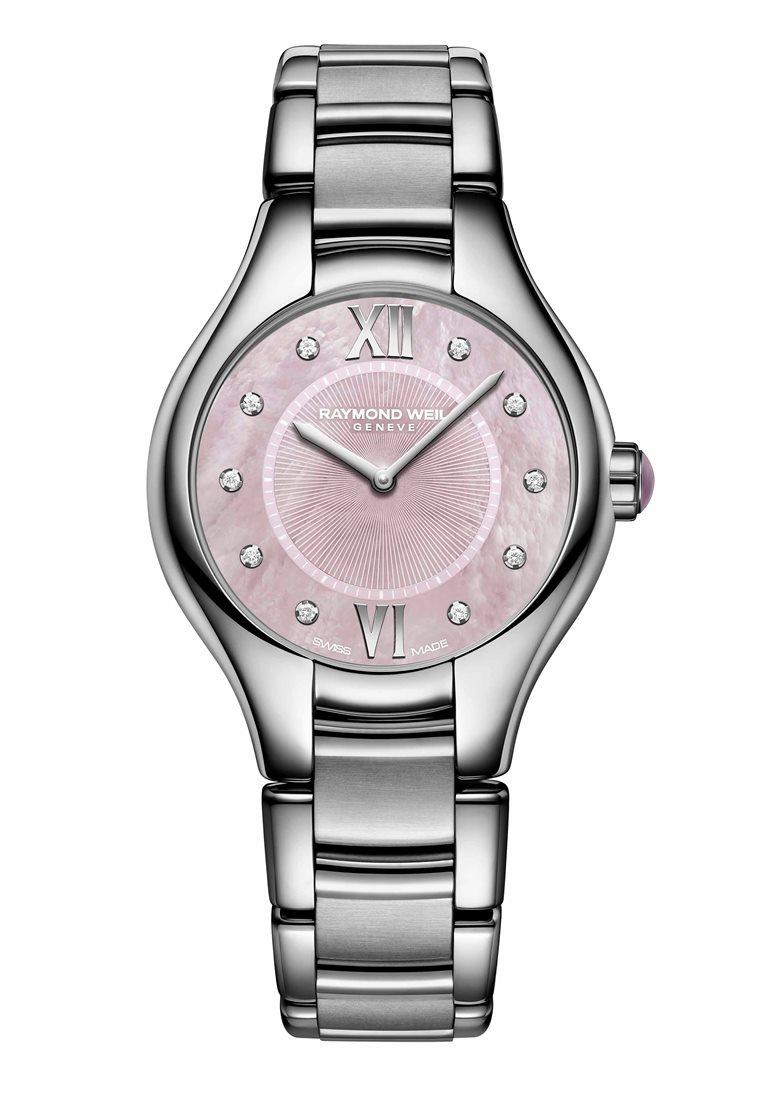 【9/30までブライダル用途でのご購入でペアマグカッププレゼント】 正規品 RAYMOND WEIL レイモンドウェイル 5124-ST-00986 ノエミア クォーツ 24mm 腕時計