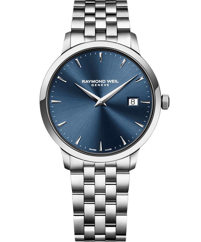 レイモンドウェイル RAYMOND WEIL 5488-ST-50001 トッカータ クォーツ 39mm 正規品 腕時計