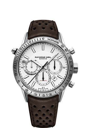 正規品 RAYMOND WEIL レイモンドウェイル 7740-STC-30001 フリーランサー オートマチック クロノグラフ 腕時計