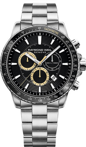 レイモンドウェイル RAYMOND WEIL 8570-ST1-20701 タンゴ クォーツ クロノグラフ 正規品 腕時計