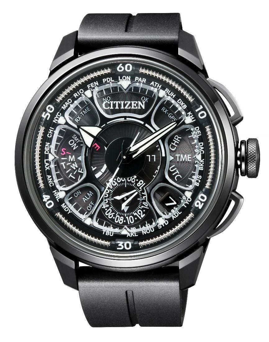 正規品 CITIZEN SATELLITE WAVE GPS シチズン サテライトウェーブGPS CC7005-16F 限定1500本 腕時計